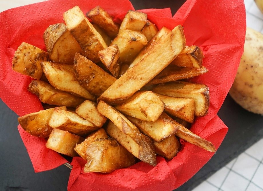 "Homemade ""French Fries"""
