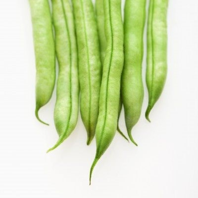 Ginger Apple Green Beans