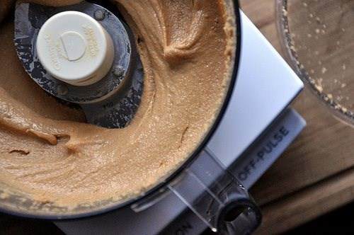 LB's Coconut Oil Peanut Butter