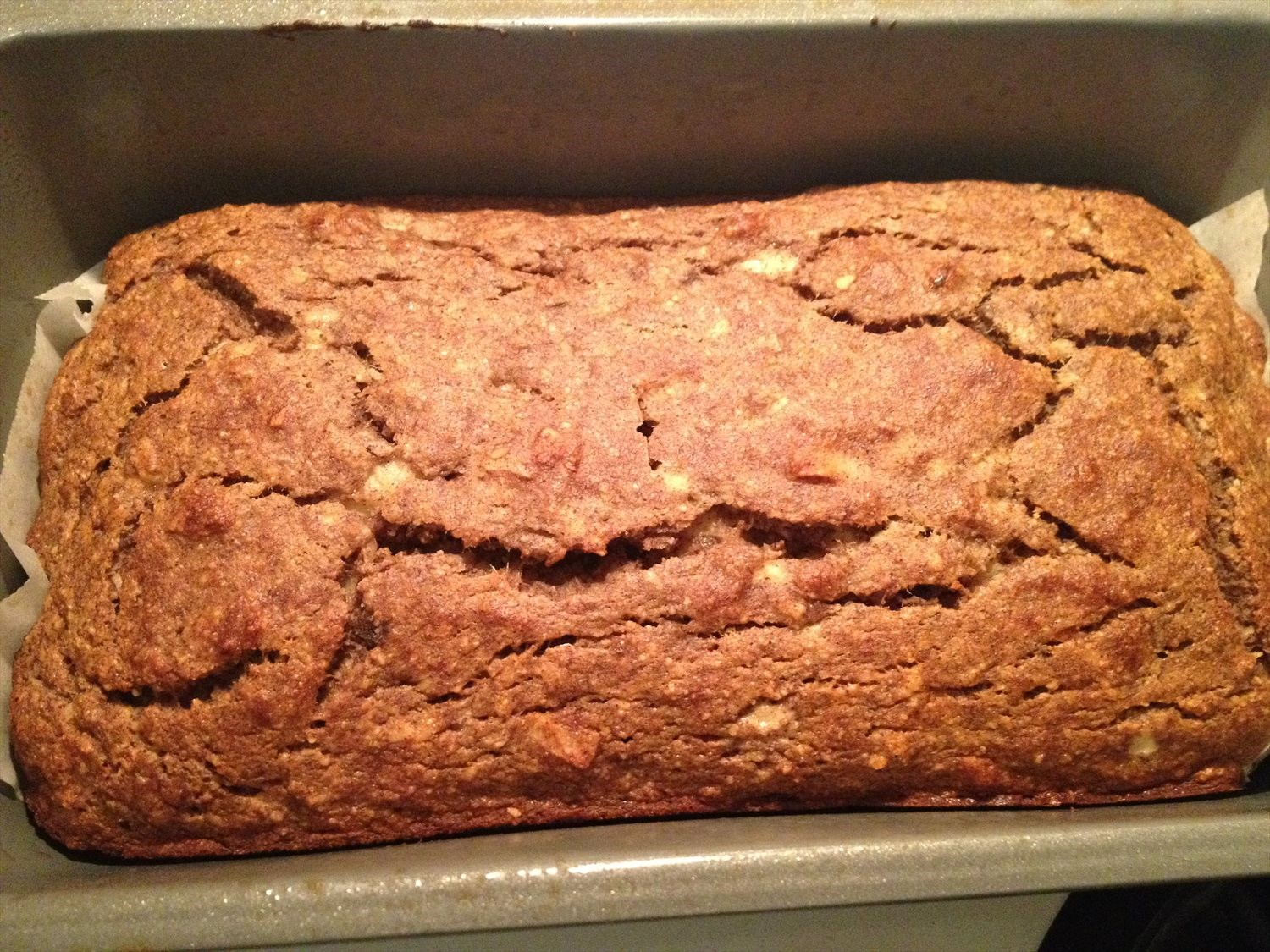 Protein-Packed Banana Nut Bread