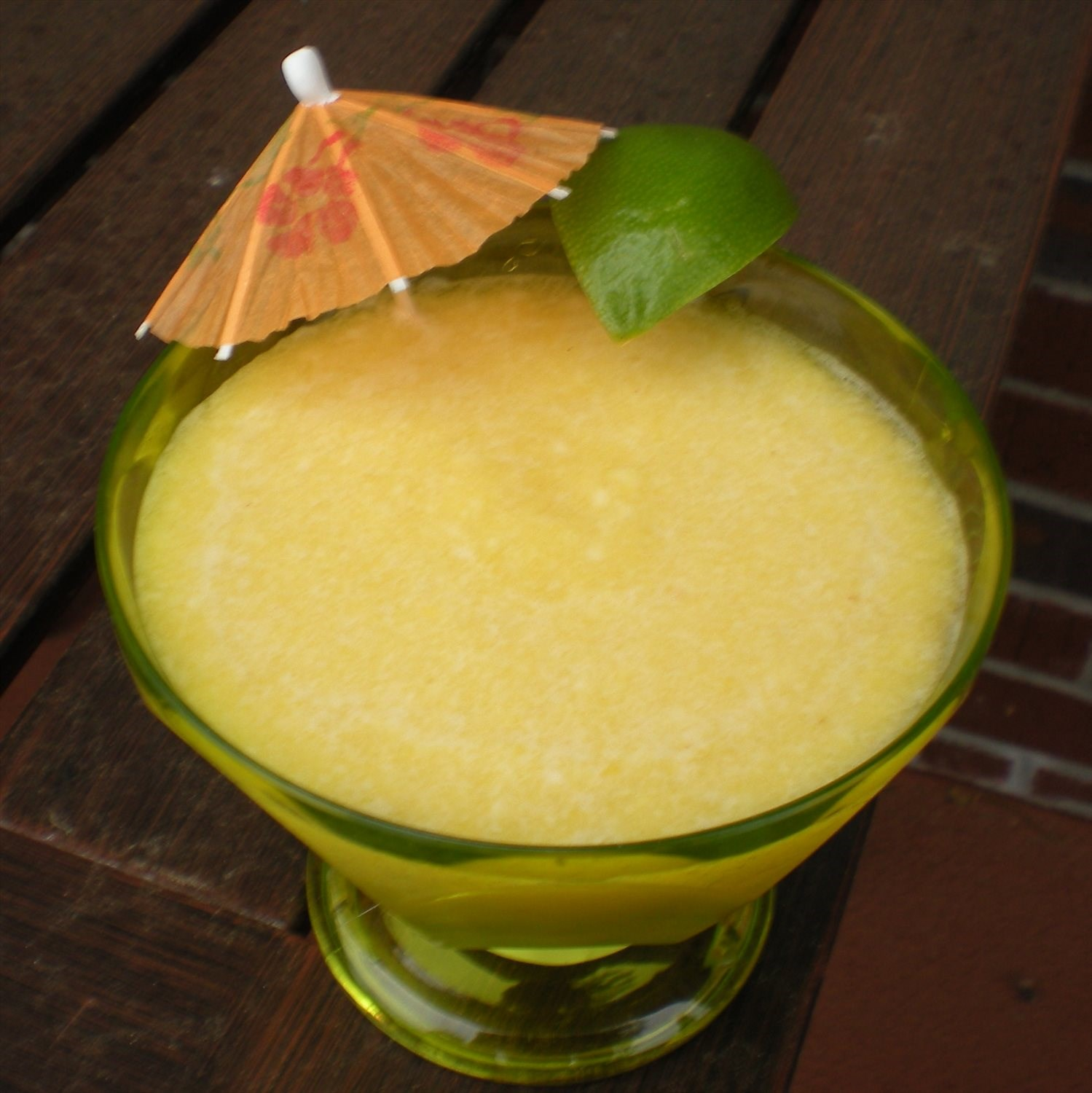 Mocktail Mangorita