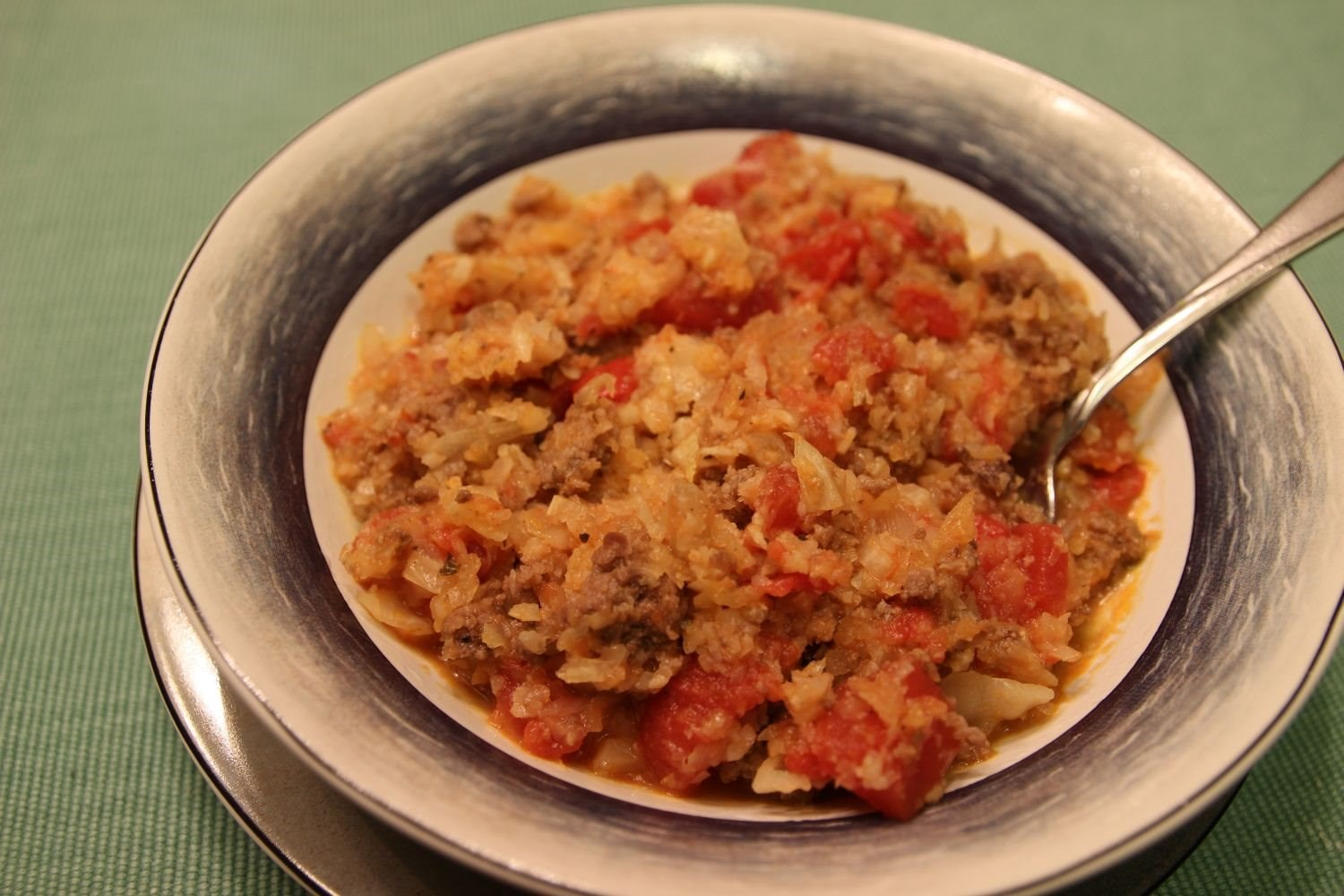 Easy Cabbage Roll Stew
