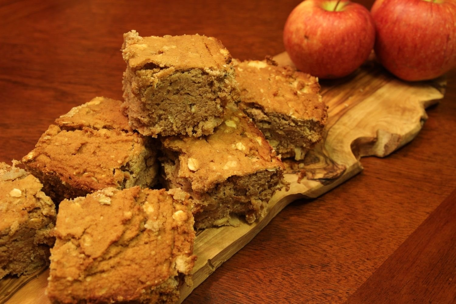 Kurts Apple Spice Snack Cake