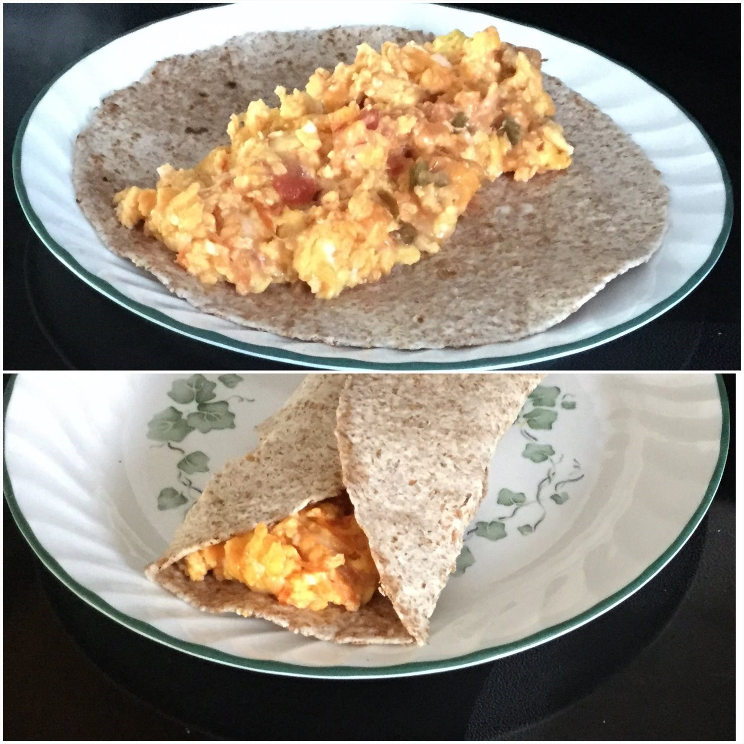 Quick and Easy Breakfast Burrito