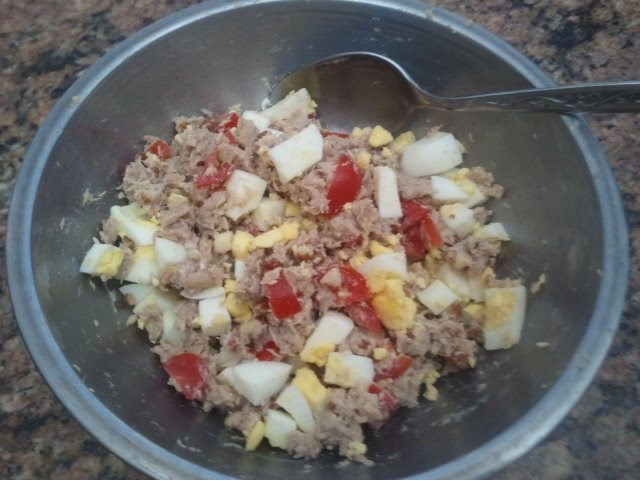 Sandy's Way Tuna Salad