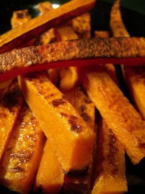 Butternut Squash Chips/Fries