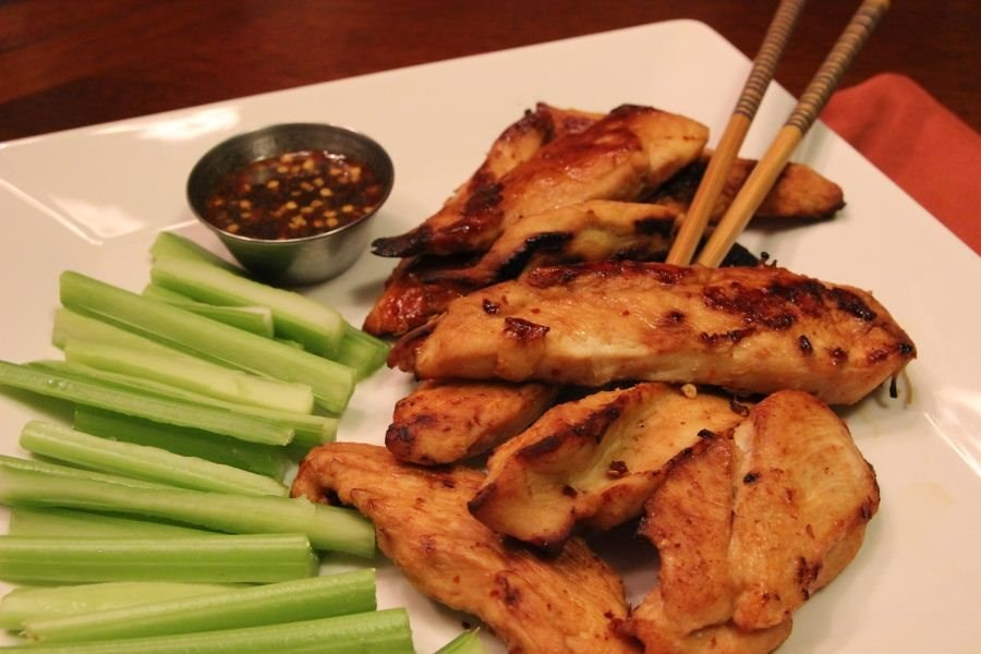 Spicy Asian Chicken