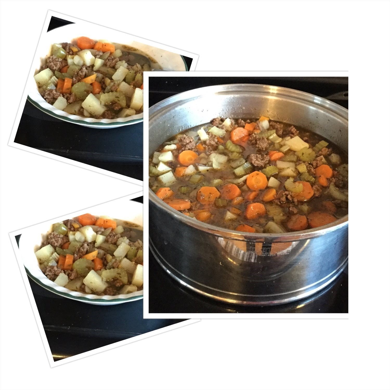 Basic Vegetable Beef Soup