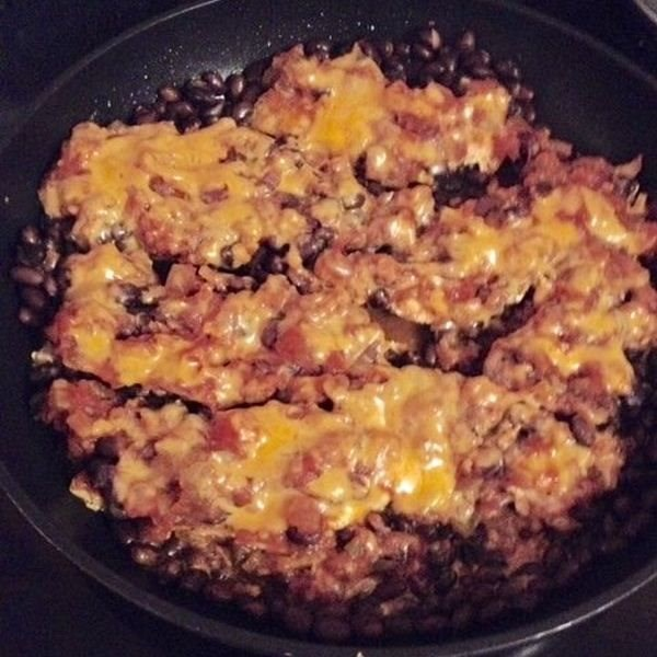 Easy Mexican Chicken Dish