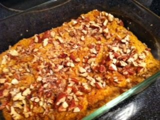 Pumpkin Pecan Puree