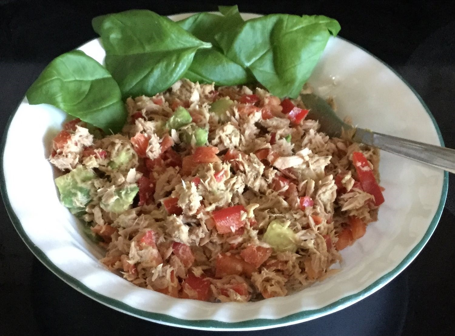 BD Easy Tuna Salad