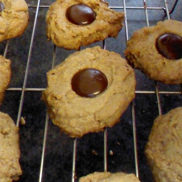 Spelt Flour Peanut Butter and Chocolate Chip Cookies