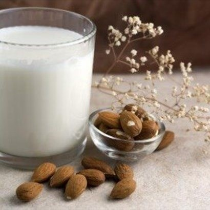 Rich Homemade Almond Milk