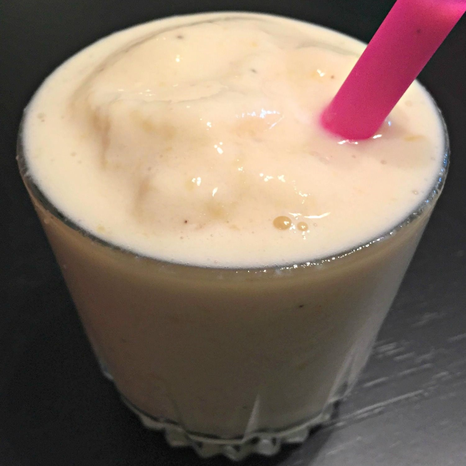 Coconut Water Banana Pineapple Smoothie