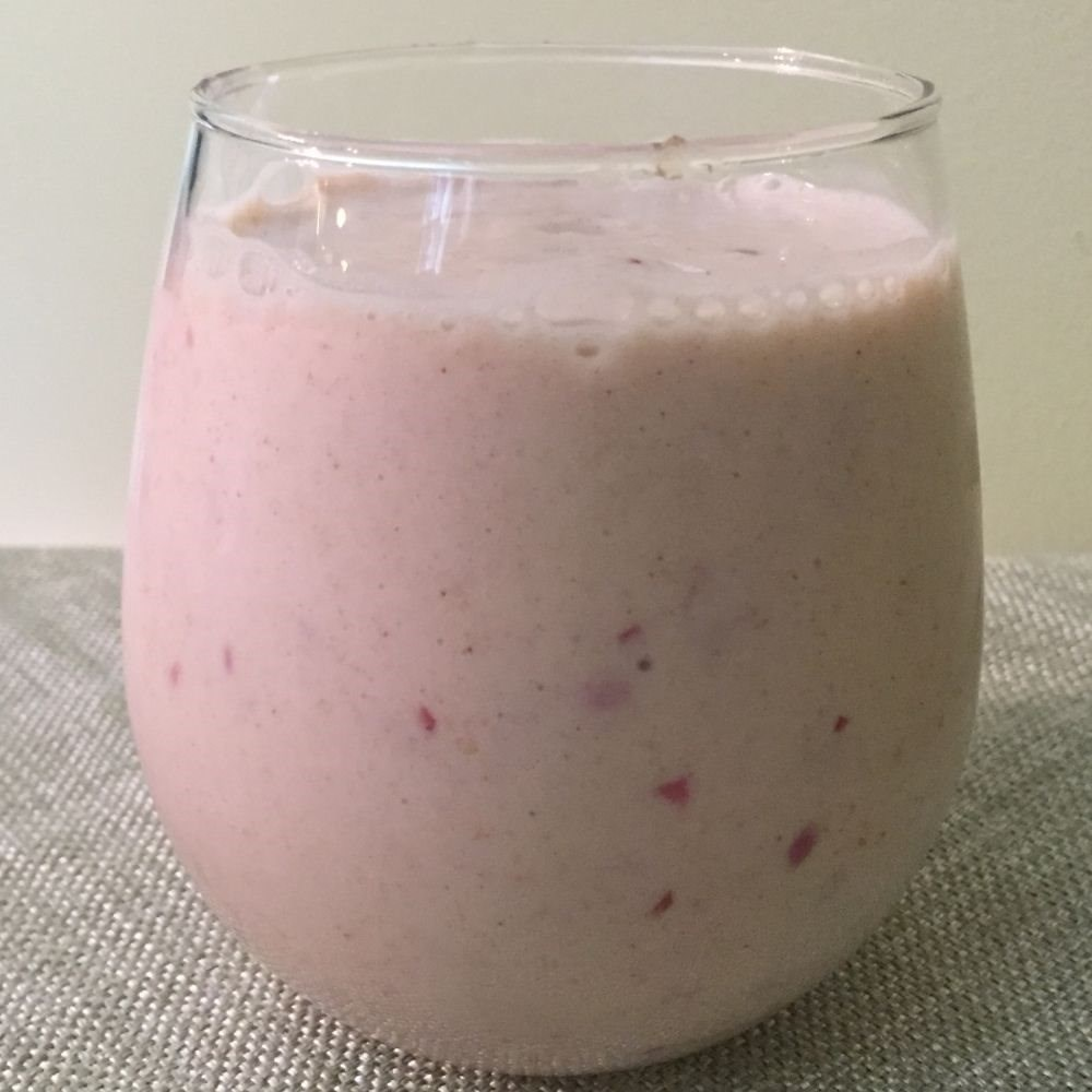 Berry Yogurt Smoothie