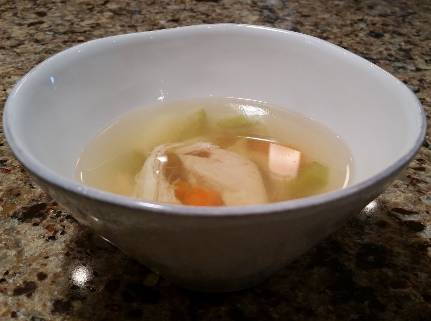 Andy's Chicken Soup