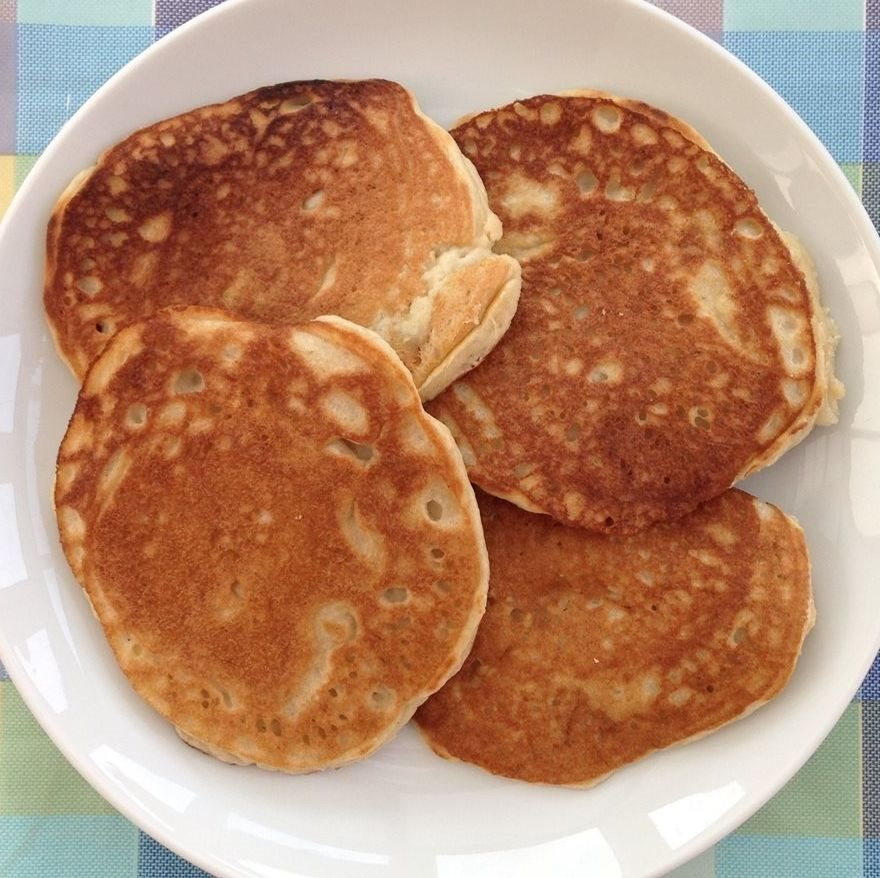Amy's Fluffy Pancakes