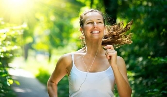 Exercising in the Summer...Take it Outdoors!