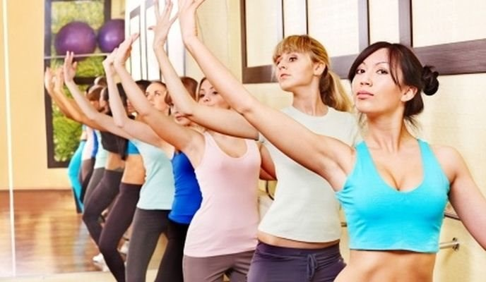 Hit the Barre for a Dancer's Body Workout