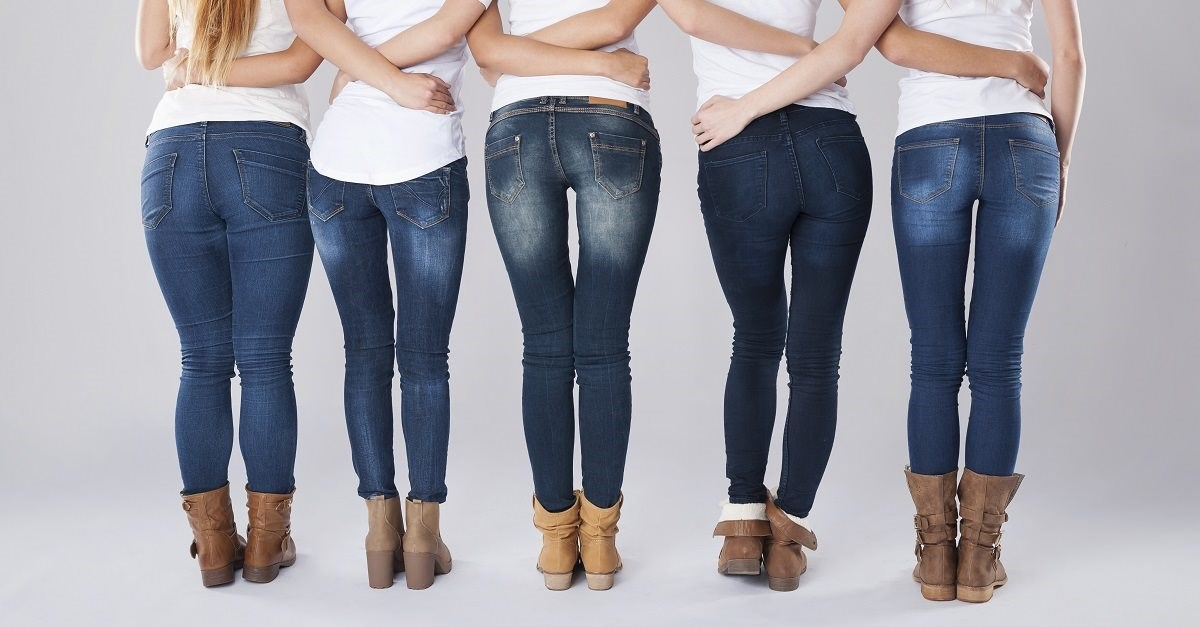 In Celebration of Skinny Jeans