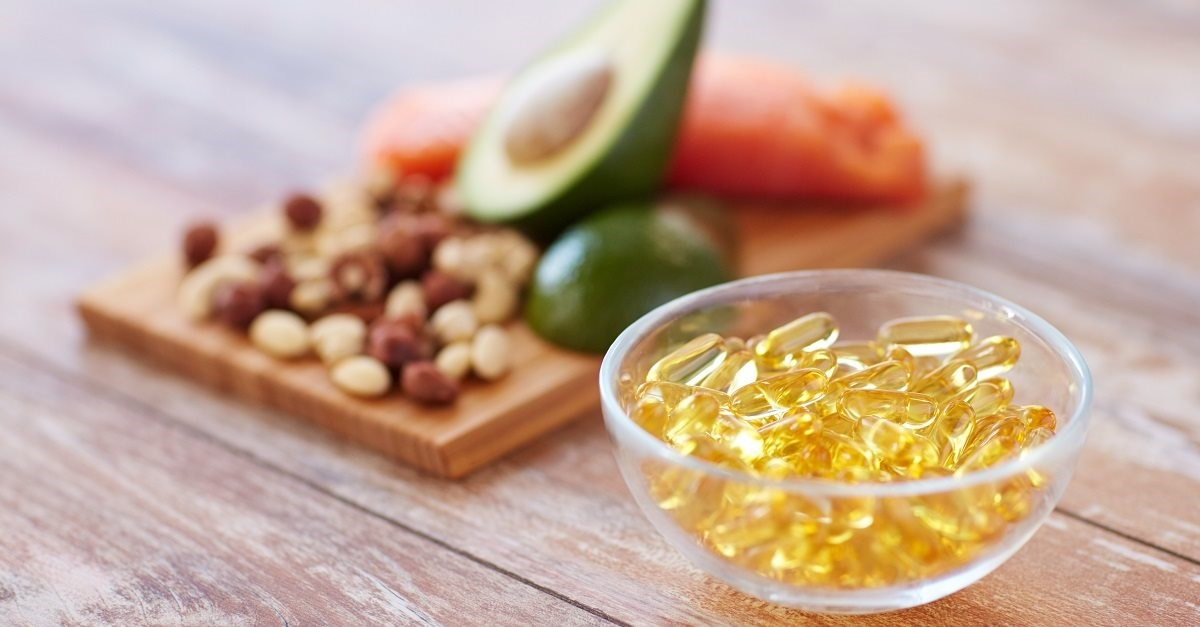 Incredible Benefits of Omega-3 Fish Oils