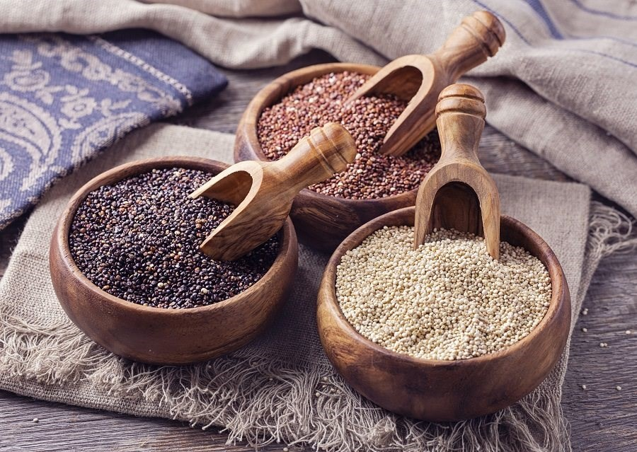 Quinoa, the Gluten Free Super Grain