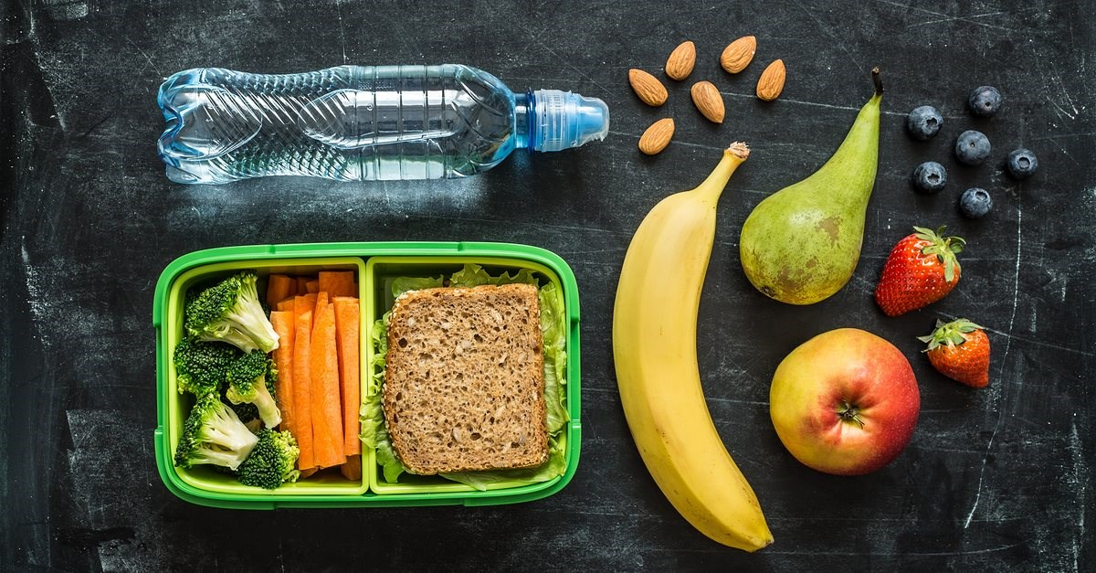 School Daze: Healthy School Lunches to Get Them Through the Day