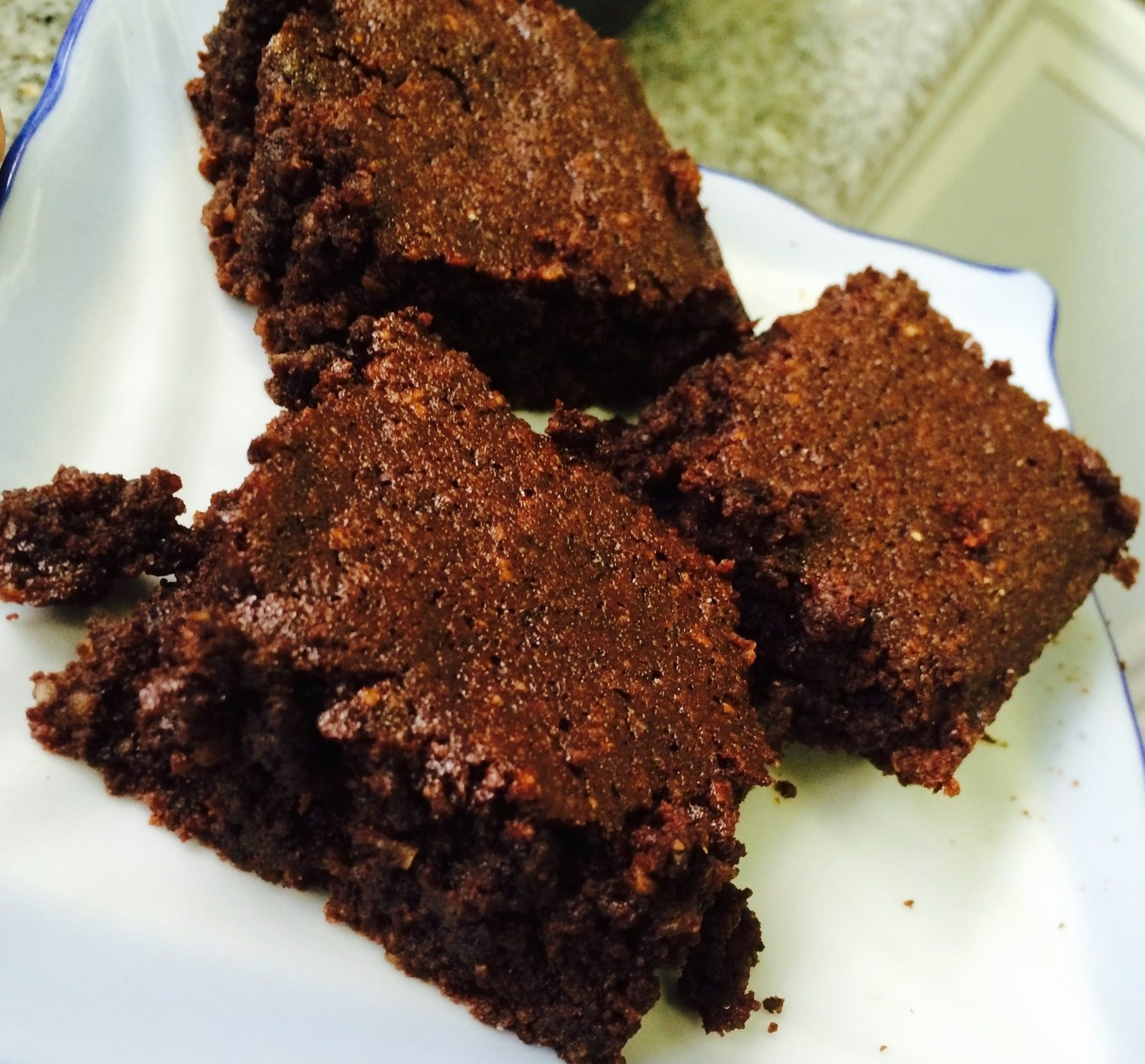All Protein Brownies
