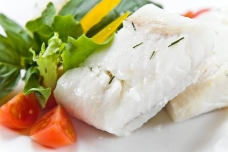 Fresh, Wild-Caught Halibut