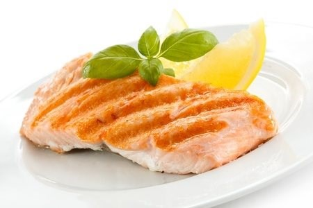 Fresh, Wild Caught Salmon