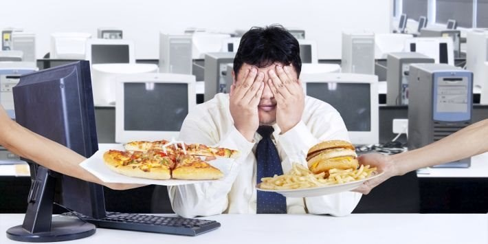 Is Your Job Ruining Your Diet?