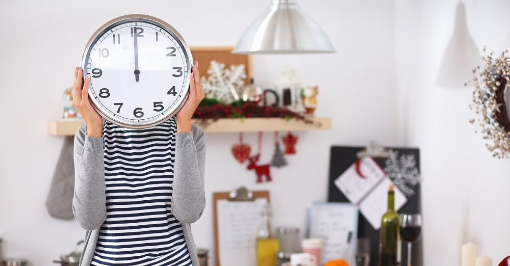 7 Steps to Maximizing Your Time in the Kitchen