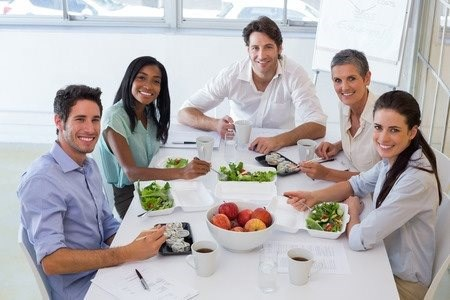 Bring Your Healthy Lifestyle to Work