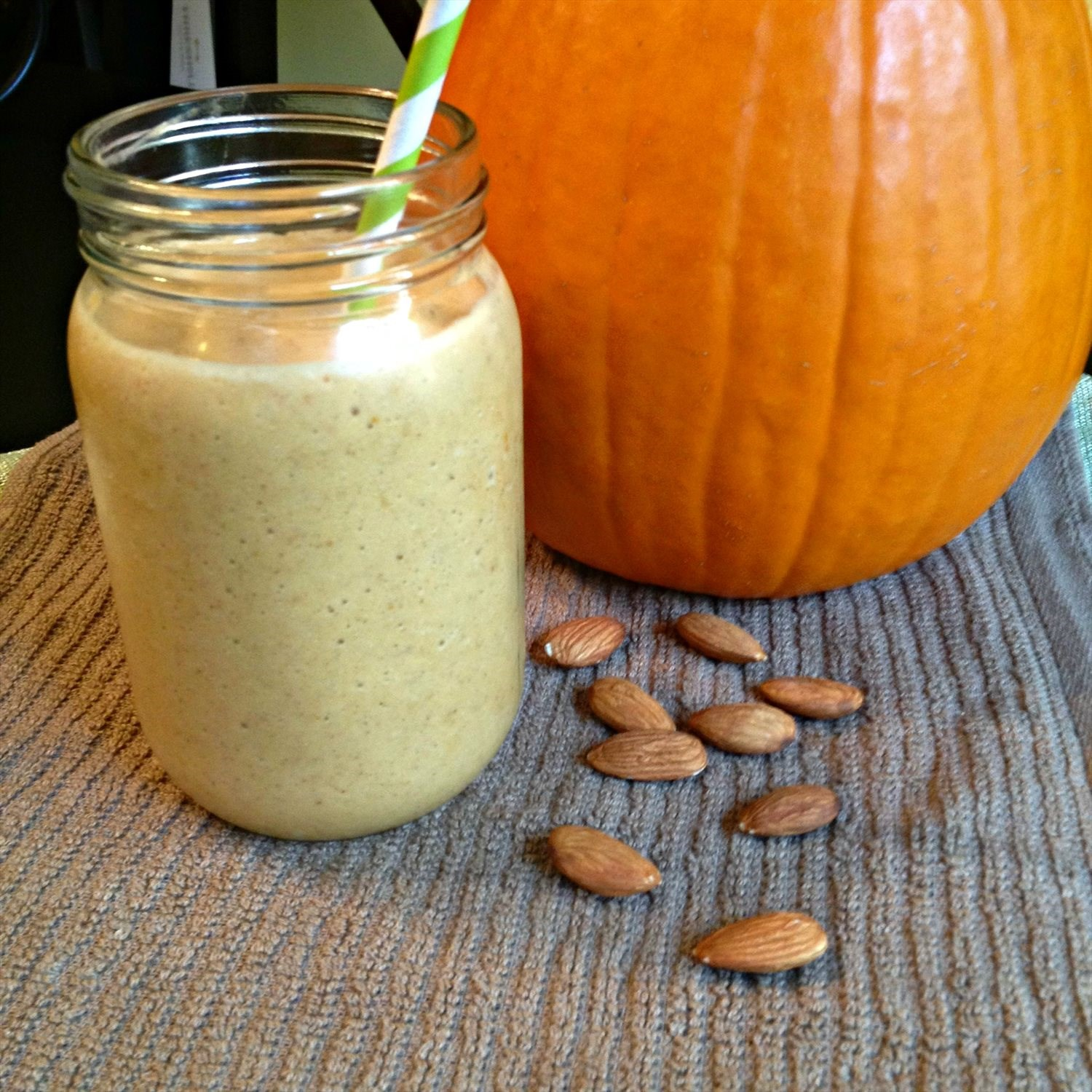 Pumpkin Breakfast Shake