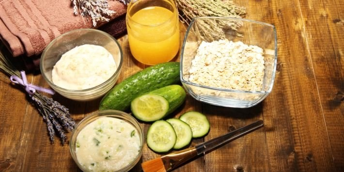 Natural Glow: Natural Skin Solutions from Your Kitchen