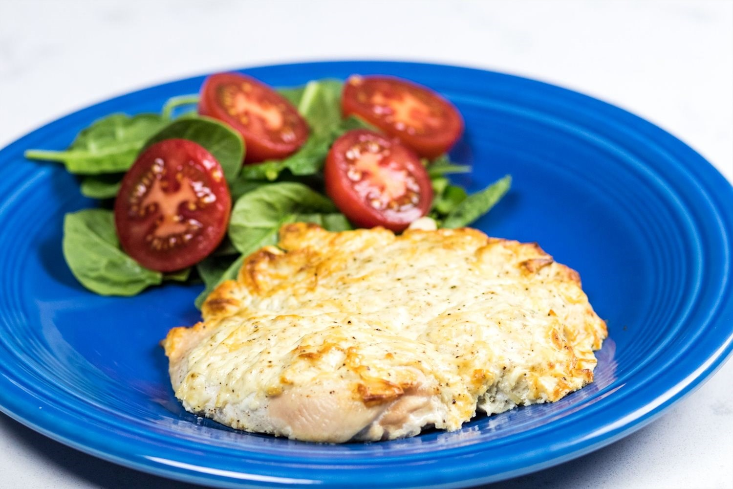 Parmesan Greek Yogurt Chicken