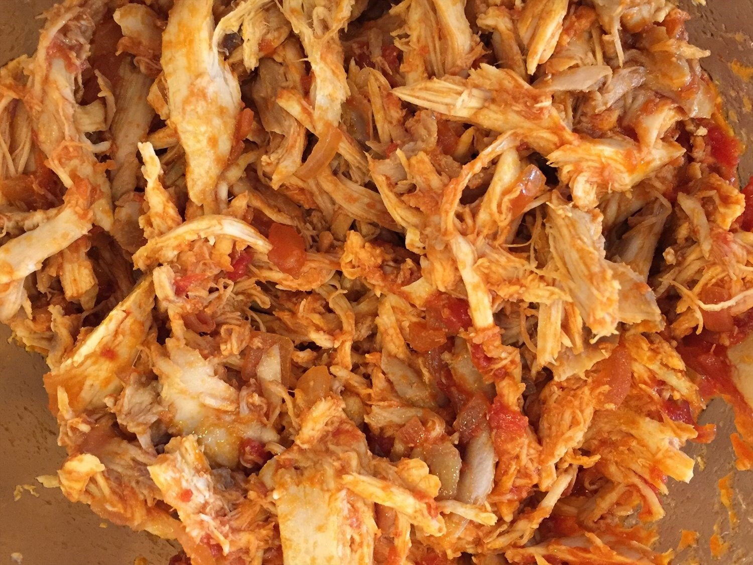 Shredded BBQ Chicken