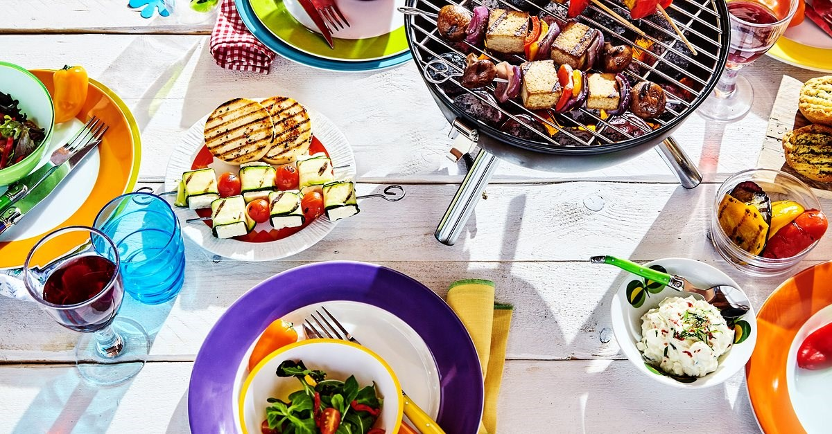 Labor Day Menu: Cookout Classics BD Style