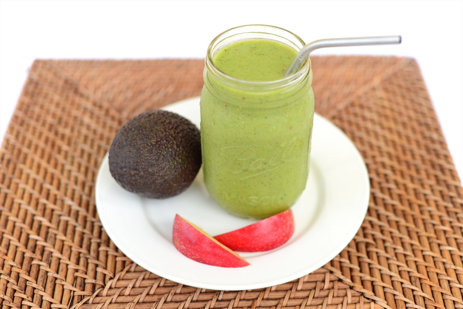 Apple Avocado Shake