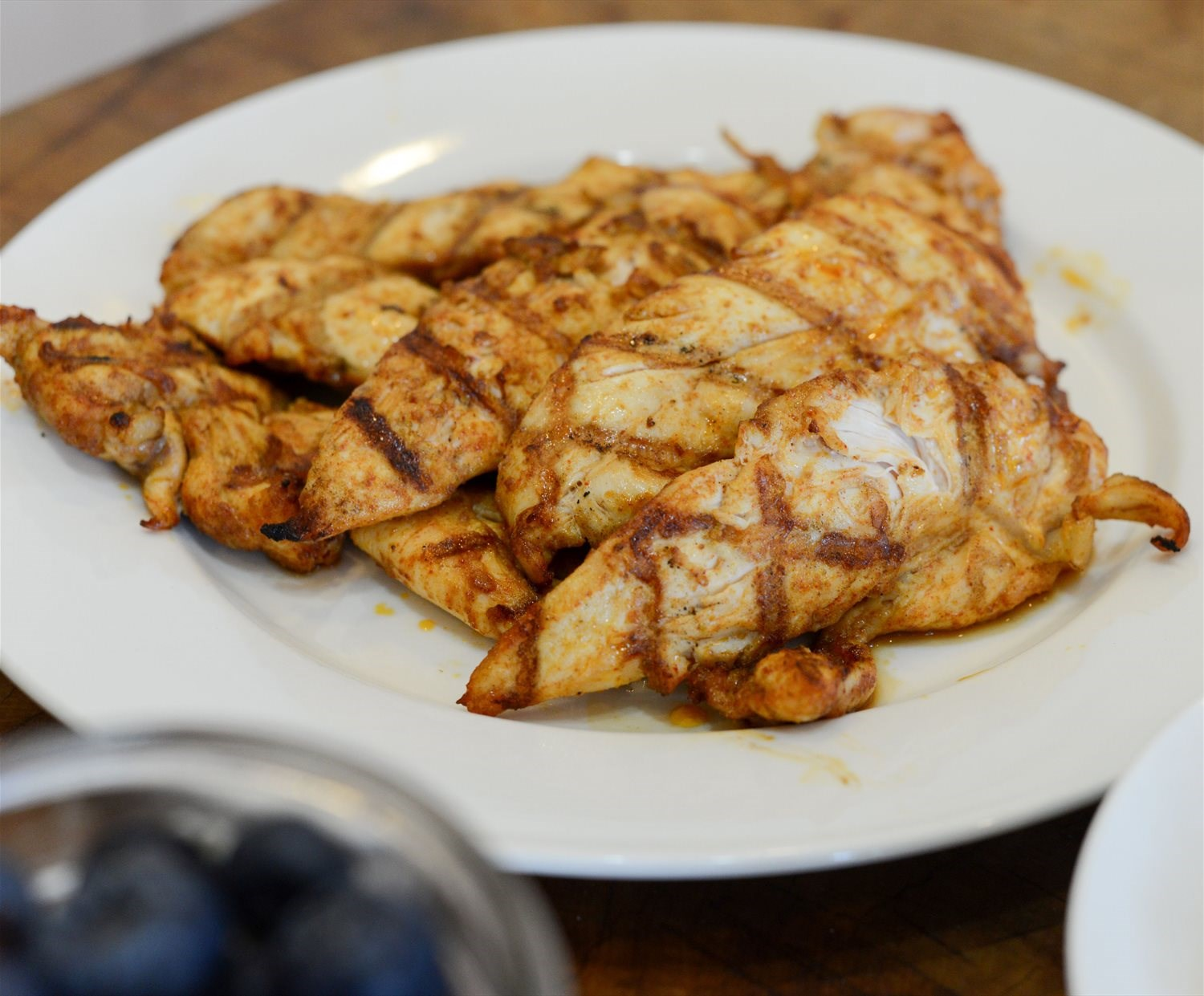 Simple Grilled Chicken