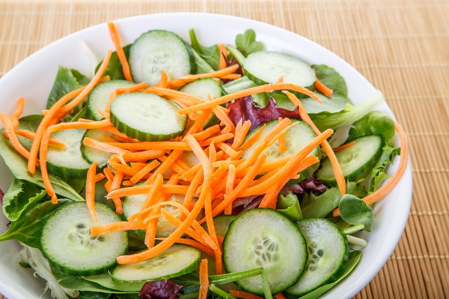 Cleansing Side Salad